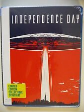 NEW/SEALED - Independence Day (Blu-ray Disc, 2007) Will Smith Limited Coll. Art