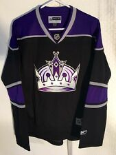 Reebok Women's Premier NHL Jersey Kings Team Black sz M