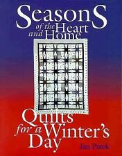 Quilts for Winter Days No. 2 by Jan Patek (1993, Paperback) Book