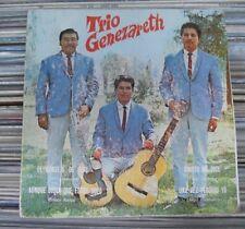 """TRIO GENEZARETH CONSEJO DE DIOS/CRISTO ME DICE MEXICAN 7"""" EP PS TRIO RELIGIOUS M"""