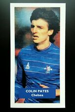 CHELSEA - COLIN PATES - Score UK football trade card