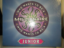 WHO WANTS TO BE A MILLIONAIRE JR. GAME