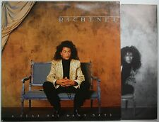 Richenel A Year Has Many Days 1987 LP + Inner