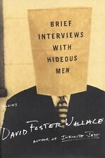 Brief Interviews with Hideous Men: Stories - David Foster Wallace Paperback Book