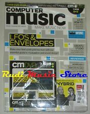 COMPUTER MUSIC Magazine SEALED 129 Summer 2008 DVD-Rom 7.9 GB Astralis Orgone cm