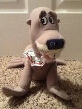 "Madagascar 3 DreamWorks Movie Stefano Seal 12"" Doll Plush Animal, Excellent!!"