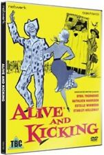 ALIVE AND KICKING. Sybil Thorndike, Kathleen Harrison. New Sealed DVD.
