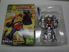 King Grimlock Cybertron Commander MP-8X Takara Transformers Masterpiece Japan