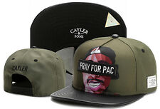 New Hip Hop Men's CAYLER Sons Cap adjustable Baseball Snapback Black hat 121#