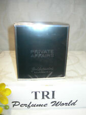 PRIVATE AFFAIRS Baldessarini Eau de Toilette EDT Men Spray 3 fl.oz.