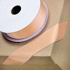 10 metres of Grosgrain Ribbon - 10mm  16mm  25mm 38mm widths  Various colours