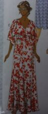 Plus Size Pattern Womens Maternity Dress Top Sz ES 14 16 18 20 22 Butterick 6226