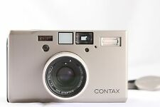 Contax T3 - Carl Zeiss Sonnar f2.8 35mm T* w/Hood *Excellent+++* from Japan *112