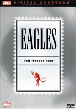 Eagles - Hell Freezes Over DVD - Hotel California Tequila Sunrise {DTS} (NEW)