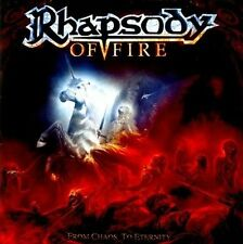 From Chaos To Eternity - Of Fire Rhapsody Sealed, will combine s/h BONUS TRACK