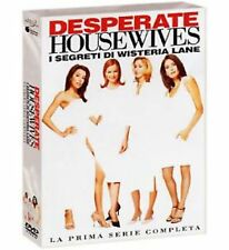 COFANETTO DESPERATE HOUSEWIVES 1° stagione in 6 dvd
