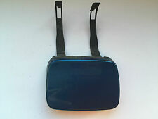 PEUGEOT 406 ESTATE REAR BUMPER TOWING HOOK EYE COVER CAP BLUE (R118)