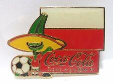 """Coca-Cola - PINS a SPILLA da ATLANTA 1984 """"POLAND"""""""