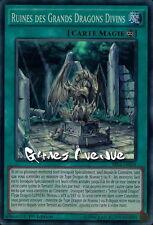 Yu-Gi-Oh ! Ruines des Grands Dragons Divins SR02-FR024 (SR02-EN024) VF/SUPER !
