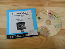 CD Indie Dead Man 's Bones-in the room where you sleep (1) canzone PROMO anti Rec