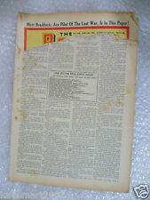 THE ROVER Comic, No.1442, 14th Feb 1953