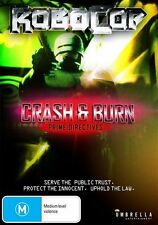 Robocop: Crash & Burn - Sci Fi Movie - All Region DVD