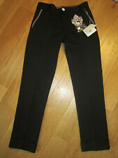 Pantalon Carott & Ecussons Old School Hello Kitty VICTORIA COUTURE 12 A *NEW