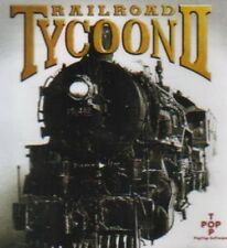Railroad Tycoon 2 Deutsch Neuwertig