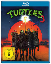 Turtles 3 - Ninja Turtles (Teenage Mutant) Blu-ray Disc NEU + OVP!