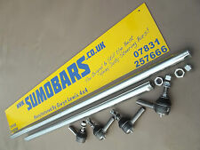 Land Rover Series 3 Steering Bars & Track Rod Ends Heavy Duty  SUMOBARS