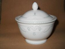 "AMADO ~ Villeroy & Boch COVERED SUGAR BOWL 4.5"" ~ METTLACH ~  Made in Germany"