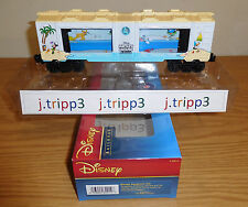 LIONEL 6-82914 DISNEY AQUARIUM O GAUGE TOY TRAIN CAR MICKEY MOUSE GOOFY PLUTO
