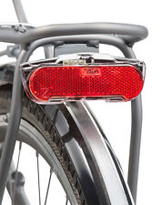 Axa Slim - Pannier Rack Fit LED DYNAMO Rear Bicycle Light Standlight (non-flash)