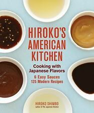 Hiroko's American Kitchen: Cooking with Japanese Flavors-ExLibrary