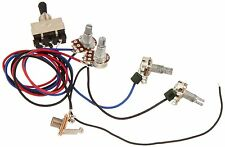 lotmusic Wiring Harness Prewired 2v2t 3way Toggle Switch Jack 500k Pots (A1329)