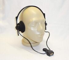 Vintage Original Russian Soviet Microphone and headset (Without Helmet)for Tank