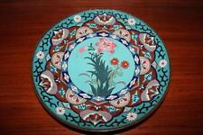 19th Century Chinese Cloisonne Dish / Charger