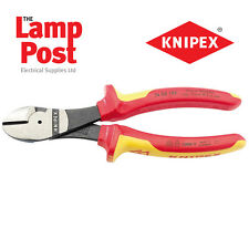 Draper Knipex 31927 180mm Fully Insulated High Leverage Diagonal Side Cutter