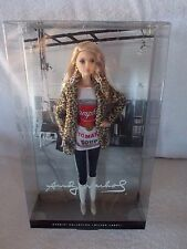 2016 Barbie Convention - Andy Warhol Doll - Wearing Campbell Soup Shirt