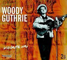 WOODY GUTHRIE - VIGILANTE MAN 2 CD NEU