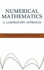 Numerical Mathematics: A Laboratory Approach