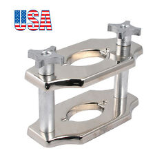 USA Ship Dental Reline Jig Single Compress Press Lab Equipment Simple Operation