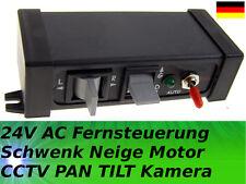 24V AC Fernsteuerung Schwenk Neige Motor CCTV PAN TILT Kamera