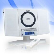 Mini system Compact system Children's room CD Player Hi-fi system Girl white AUX