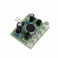 Sound Level Indicator DIY Hobby Electronics Kit