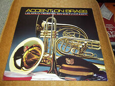Accent On Brass U.S. Army Reserve Bands In Concert Rare LP Stereo Vinyl LP