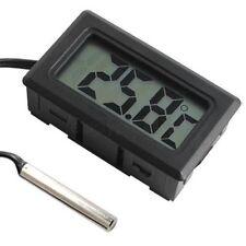 Termómetro Digital para Acuario Pecera LCD Medidor Temperatura con Sonda