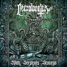 NECROWRETCH - WITH SERPENTS SCOURGE  CD NEU