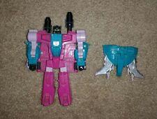 Vintage 1987 Hasbro Transformers G1 Snaptrap Seacon Piranacon Combiner W/ Shield