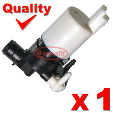 CITROEN C2 C3 C4 C5 C8 WASHER PUMP ELECTRIC MOTOR TWIN DOUBLE OUTLET